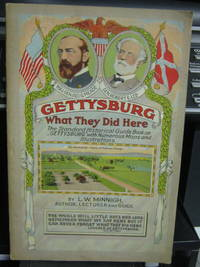 GETTYSBURG: What they did there. Profusely illustrated historical guide  book