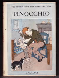 image of Pinocchio:  The Story of a Marionette