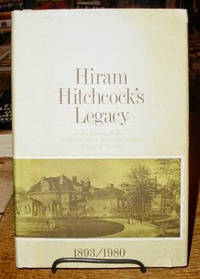 Hiram Hitchcock's Legacy:  A History of the Mary Hitchcock Memorial  Hospital School of Nursing