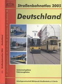 Straßenbahnatlas Deutschland 2005