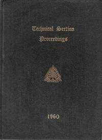 Canadian Pulp and Paper Association Technical Section Proceedings  Forty-Sixth Annual Meeting