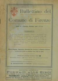 Bullettino del Comune di Firenze.