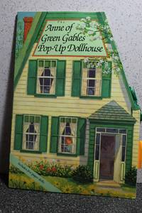 Anne of Green Gables Pop Up Dollhouse; (with 5 paper dolls)