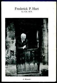 A Memoir of Frederick P. Hart.