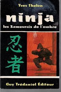 Ninja.  Les samouraïs de l'ombre