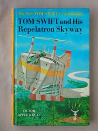 image of Tom Swift and His Repelatron Skyway: The New Tom Swift Jr. Adventures #22