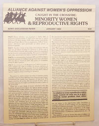 Caught in the crossfire: minority women & reproductive rights