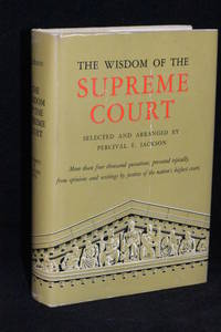 image of The Wisdom of the Supreme Court