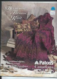 Patons Decorator Throws to Knit  #575