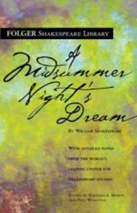 image of A Midsummer Night's Dream (Turtleback School & Library Binding Edition) (Folger Shakespeare Library (Prebound))