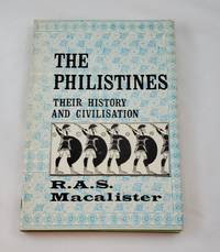 Philistines Their History and Civilization