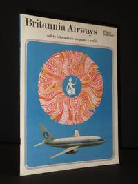 Britannia Airways Inflight Magazine 1970