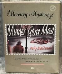 Murder Gone Mad by Philip MacDonald - from My Book Heaven and Biblio.com