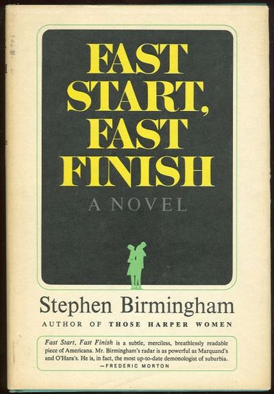 FAST START, FAST FINISH, Birmingham, Stephen