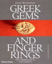 image of Greek Gems and Finger Rings: Early Bronze to Late Classical