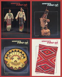 AMERICAN INDIAN ART : 1989 Spring, Summer, Autumn & Spring (Vol 15, No 2, 3, 4; Vol 16, No 1)