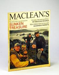 Maclean's Magazine, 18 June, 1966 - Cape Breton Sunken Treasure