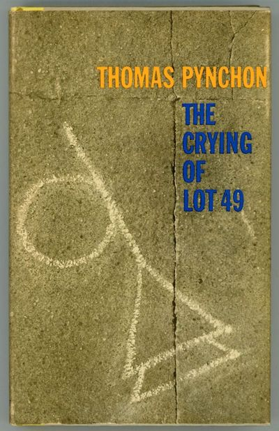 Philadelphia: Lippincott, 1966. Octavo, cloth-backed boards. First edition. Pynchon's second novel. ...