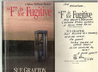 """F"""" is for Fugitive (A Kinsey Millhone Mystery, Book 6)"""