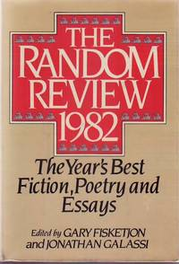 Random Review, 1982. The Year's Best Fiction, Poetry and Essays