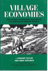 image of Village Economies The Design, Estimation, and Use of Villagewide Economic  Models