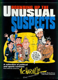 Rounding Up the Unusual Suspects: A Collection of Political and Sports Cartoons