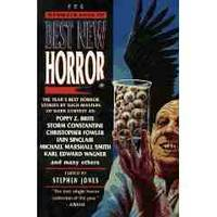 The Mammoth Book of Best New Horror  by Stephen Jones (Editor) - Paperback - 1997 with full number line - from biblio-obscura and Biblio.com