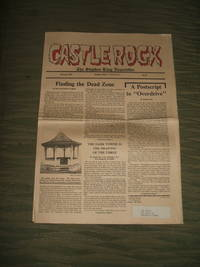 image of Castle Rock Vol. 3 No.2 Stephen King Newsletter February 1987 The Dead Zone