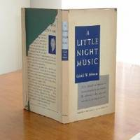 A LITTLE NIGHT MUSIC BY JERALD W.JOHNSONsigned