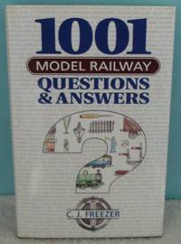 1001 Model Railway Questions and Answers