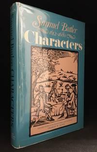 Samuel Butler 1612-1680; Characters