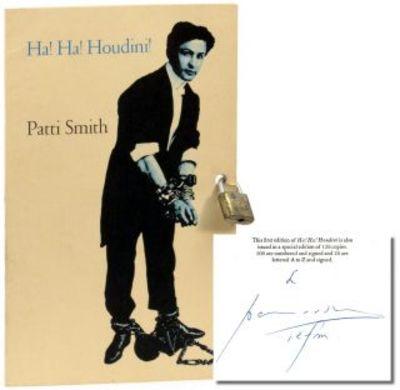 Ha! Ha! Houdini! [One of 26 Lettered...