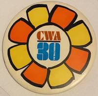 CWA / 30 / Washington DC [large pinback button]