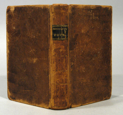 1818. WALDO, S. Putnam. THE TOUR OF JAMES MONROE, PRESIDENT OF THE UNITED STATES, IN THE YEAR 1817. ...