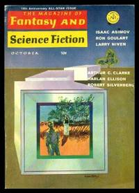 image of THE MAGAZINE OF FANTASY AND SCIENCE FICTION - Volume 35, number 4 - October 1968