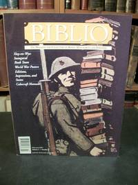 image of Biblio: The Magazine for Collectors of Book, Manuscripts, and Ephemera, February 1997, Volume 2, Number 2