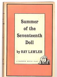 image of SUMMER OF THE SEVENTEENTH DOLL: A NEW PLAY