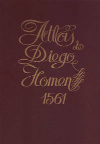 Atlas De Diego Homen 1561  ( Limited Numbered Leatherbound Edition With Slipcase )