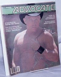 image of The Advocate: the national gay newsmagazine; #381, November 24, 1983; in two sections; In Search of the Average Gay Texan
