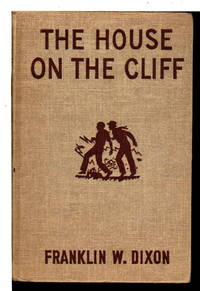 THE HOUSE ON THE CLIFF:   The Hardy Boys Series 2.