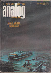Analog Science Fiction / Science Fact, June 1970 (Volume 85, Number 4)