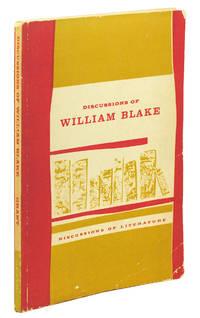 Discussions of William Blake.