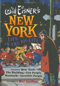 image of Will Eisner's New York: Life in the Big City