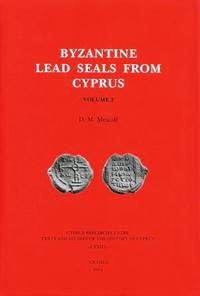 Byzantine Lead Seals from Cyprus, VOL. 2