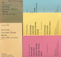 Scottish Country Dance Books. Pocket Edition. 15 books in six volumes