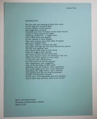 Inspiration (Poem Broadside)