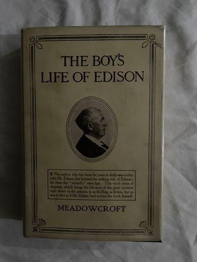 The Boy's Life Of Edison