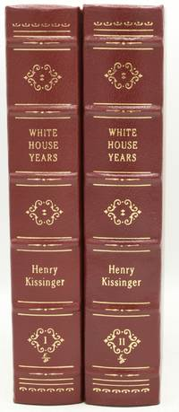 [AMERICANA] [SIGNED] WHITE HOUSE YEARS (2 VOLUMES)