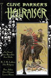 Clive Barker's Hellraiser [Epic] Graphic Novel Book 3