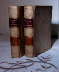 [ LIVRE MINUSCULE - MINIATURE BOOK 73 x 55 cm] Fables (2 tomes complet)